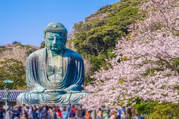 鎌倉の寺社巡り